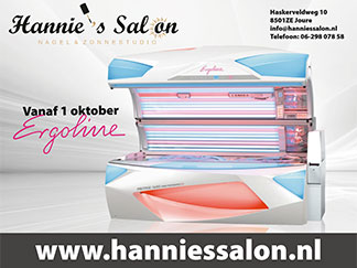 Hannies Salon - Nagel en zonnestudio